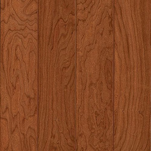 Autumn apple american scrape hardwood engineered cherry for Cherry hardwood flooring