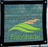 Costdot Privacy Screen Fence Green Mesh Windscreen Backyard 6ft x 50 ft x 1 pc by EasyShade