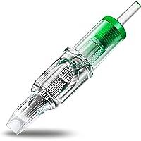 Tattoo Cartridge Naalden - Rayyl 20PCS Premium Tattoo Naalden Cartridge Magnum with Membrane DIsposable Permanent Makeup…