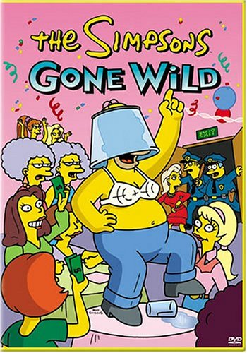 The Simpsons - Gone Wild (German 20 Mark)