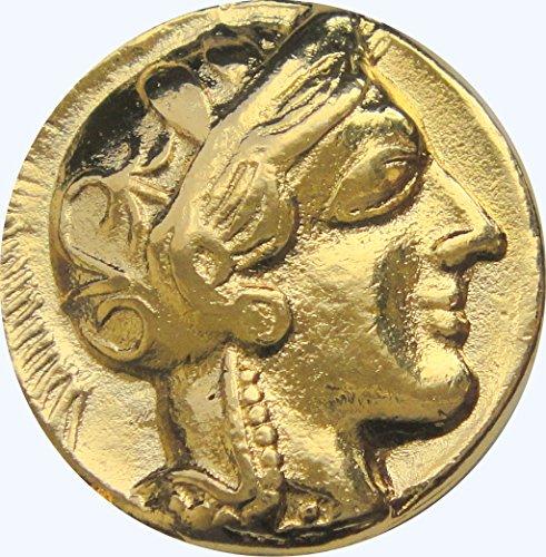 Replica coins greek
