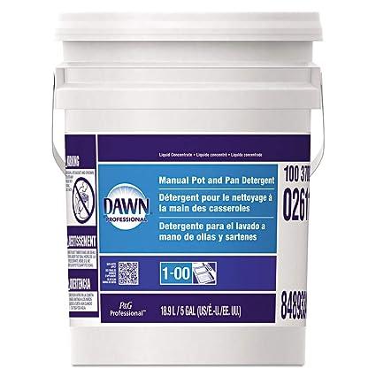 Amazon.com: Dawn Professional 70681 Manual Pot & Pan Dish Detergent ...