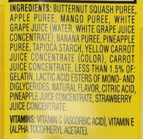 Gerber Graduates Fruit & Veggie Melts - Truly Tropical Blend, 1-Ounce (Pack of 4) by Gerber Graduates (Image #3)