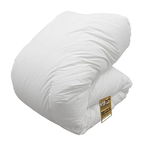 日本寝具通信販売 羽毛布団 ハンガリー産 ホワイトマザーグースダウン