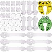 Rovtop 36 Pcs kit de Seguridad para Bebés