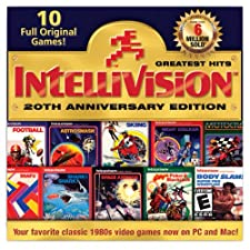 Intellivision Greatest Hits (Jewel Case)