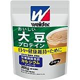 ウイダー おいしい大豆プロテイン コーヒー味 360g (約18回分) 日々の健康維持に役立つ大豆タンパク質使用