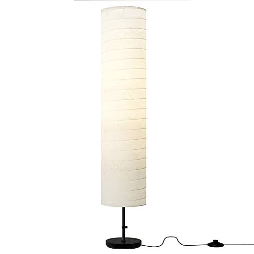 Ikea floor lamp rice paper shade soft mood light stylish brand new ikea floor lamp rice paper shade soft mood light stylish brand new uk holmo fusion aloadofball Choice Image