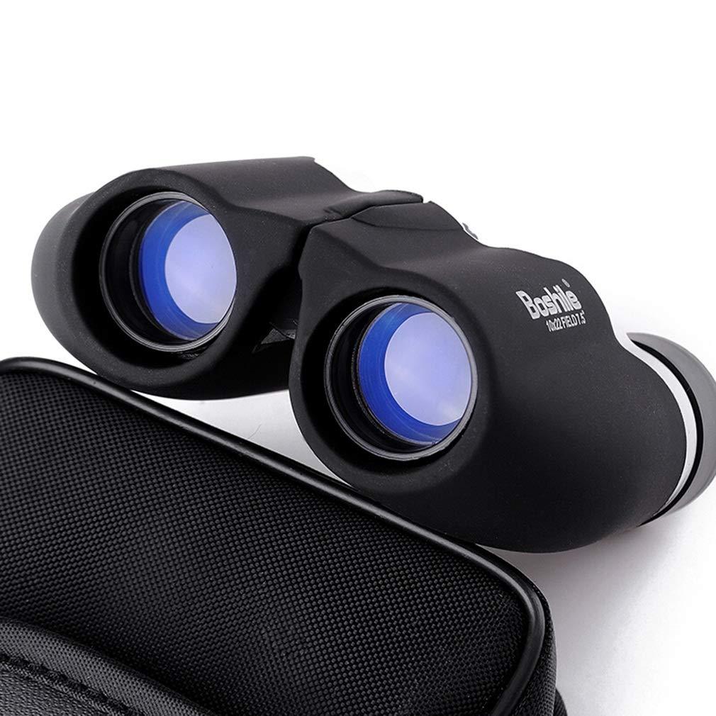 Binoculares 10x22 niños Lindo telescopio Material de protección del del del Medio Ambiente a Prueba de Agua Adecuado para los Regalos de los niños Que Ven el Descubrimiento de la Vida del Concierto 7ca7e0