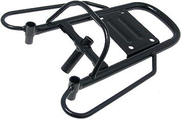 2extreme Gepäckträger Aluminium Schwarz Kompatibel Für Baotian Bt49qt 9 Flex Tech Speedy Sprint Rex Monza Rs Auto