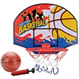Outdoor indoor hanging basketBall board Set Toys For Kids, 24 cm