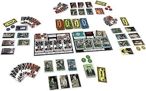 Edge Entertainment-La Cosa Nostra (Edge Entertaiment EEHBCN01): Amazon.es: Juguetes y juegos