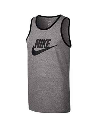 204fdc7c8a3b24 Nike Men s Ace Logo Tank Top at Amazon Men s Clothing store