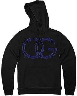 DC Comics Mens Original Gangsters Pullover Hoodie
