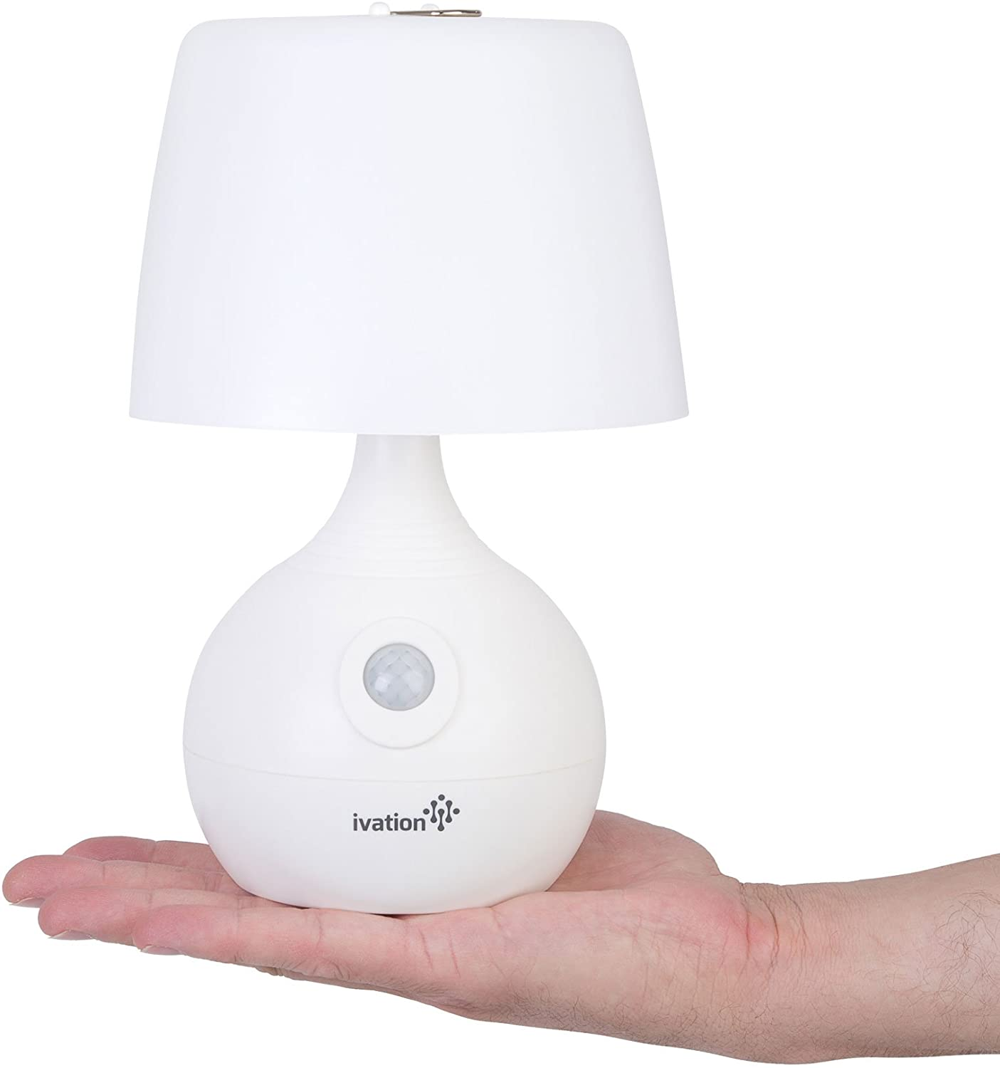 Ivation 12 LED Battery Operated Motion