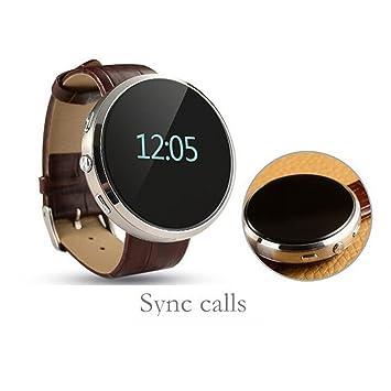JideTech Bluetooth Smart Watch Pedometer Sports WristWatch ...