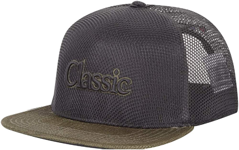 Classic Rope Company Mens Classic Black and Cap OS Olive