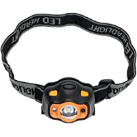 iTimo Headlight Emergency Light For Fishing Hunting Hiking Camping For Outdoor Activities LED Headlamps 3 Modes Torch