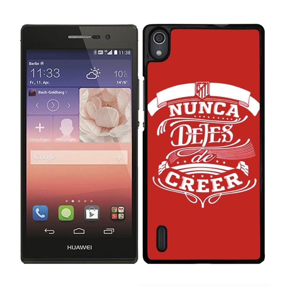 Funda carcasa para Huawei Ascend P7 diseño Atlético de ...