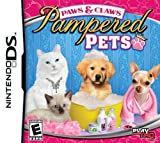 pet games for nintendo ds - Paws & Claws Pampered Pets