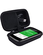 Travel Hard Case for GlocalMe 4G LTE Mobile WiFi Hotspot fits G3 by Aenllosi(Black)