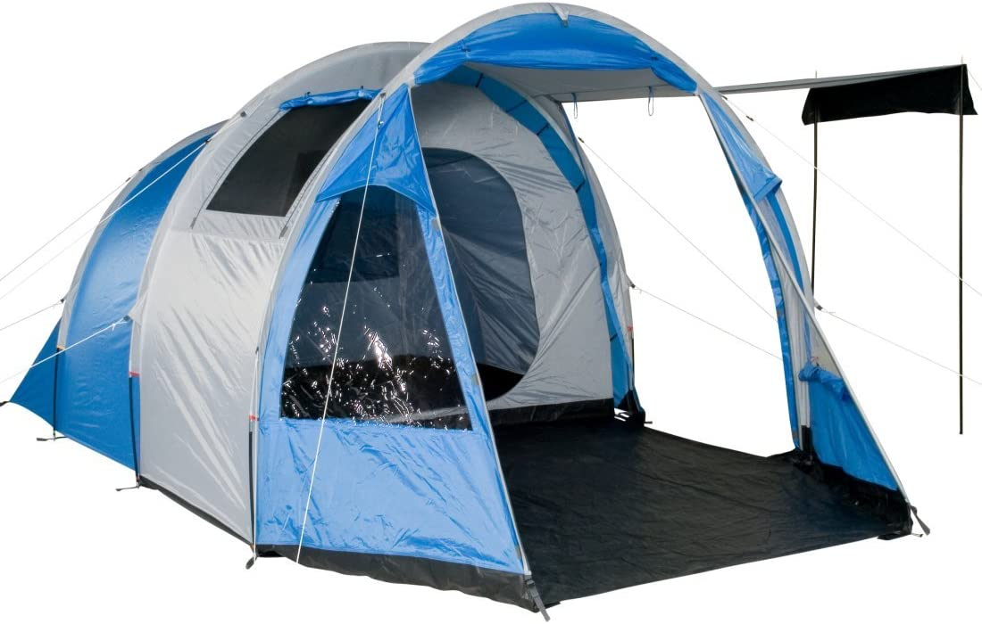 Fridani TSB 4 man tent tunnel tent 3000mm waterproof
