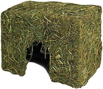 Bubimex - Casa de baño para Animales pequeños, 14 x 9 x 10 cm