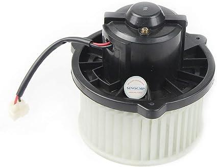 sinocmp 11 N6 – 90700 Motor del ventilador para Hyundai r210lc-7 ...