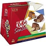 Kitkat Senses Assorted Box of 20 Bite Size Pieces, 200 g