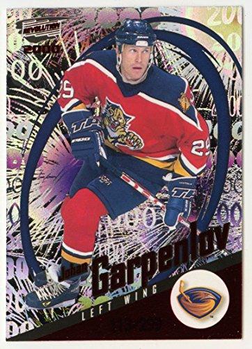 Johan Garpenlov 113/299 (Hockey Card) 1999-00 Pacific Revolution Red # 9 NM/M ()