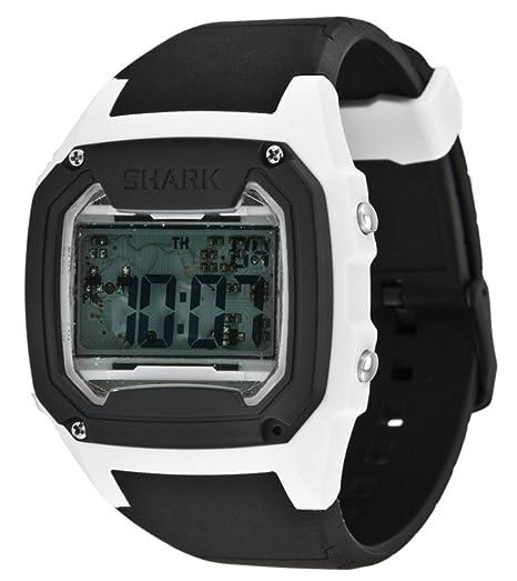 Reloj digital Hombre Killer Shark Shark esqueleto 101248: Freestyle: Amazon.es: Relojes