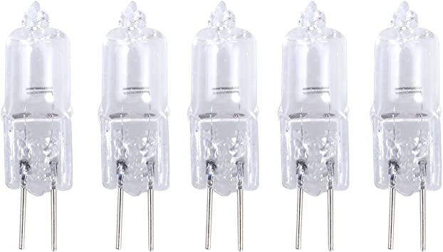 Satco Products S2300 45-Watt 360 Lumens PAR16 Halogen Narrow Flood 30-Degrees 130-Volt Clear Light Bulb Dimmable