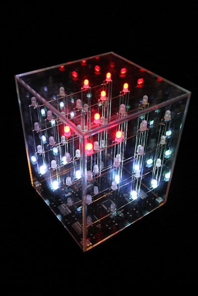 Hypnocube 4 Cube, Animated Light Sculpture by HypnoCube (Image #3)