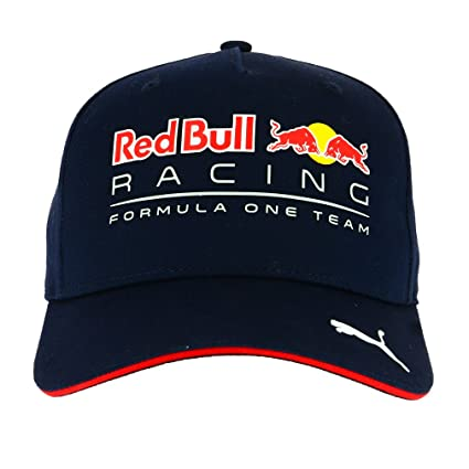 Red Bull Infiniti F1 Racing Team Drivers Puma Gorra Oficial 2017