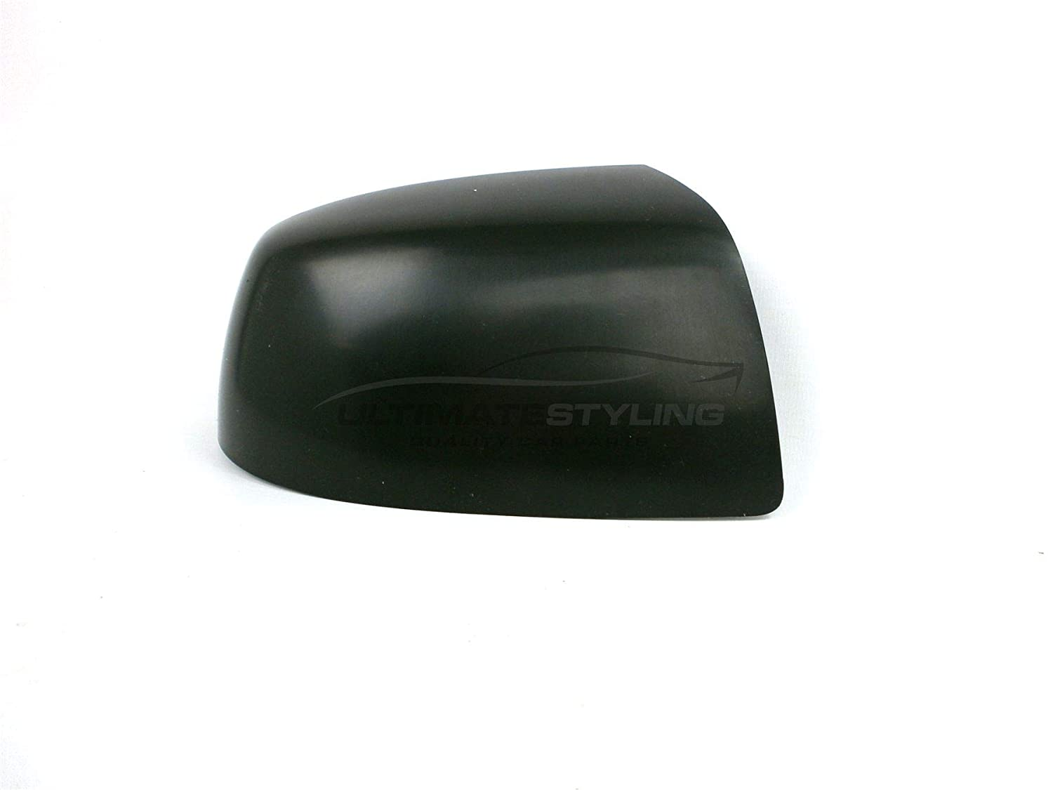 Ultimate Styling Aftermarket Replacement Wing Mirror Cover Cap Colour Of Cover Black Smooth Finish For Drivers Side Right Hand Side RH