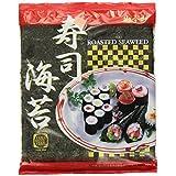 Yamamotoyama Sushi Nori Roasted Seaweed, 12 Pack, 10 Count