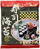 Yama Moto Yama Sushi Nori, 1-Count (Pack of 12)