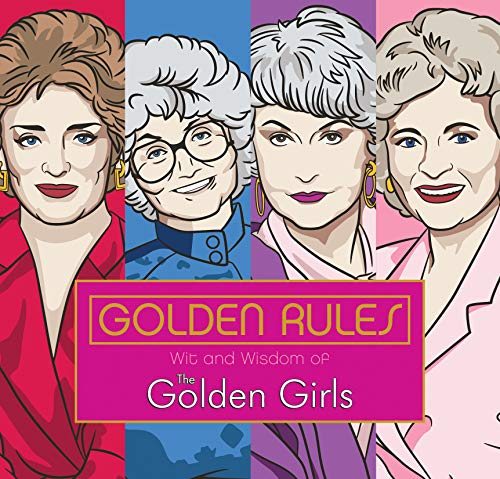 Golden Rules: Wit and Wisdom of The Golden Girls (About Cards Christmas Quotations)
