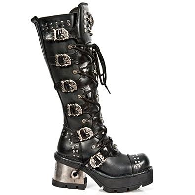 NEWROCK NR M.1030 S1 Black - New Rock Boots - Womens (37)