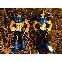 Jakks Wwe Classic Series 6 Hawk & Animal Road Warriors Wrestling Figures
