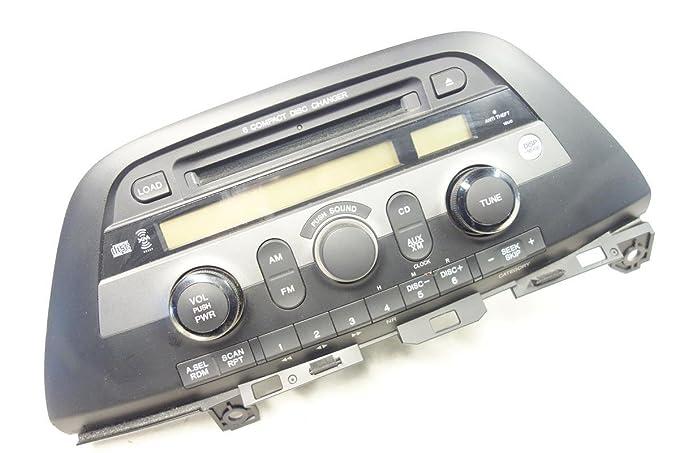 Wiring Harnes Honda Radio Model 39100 S02 A100