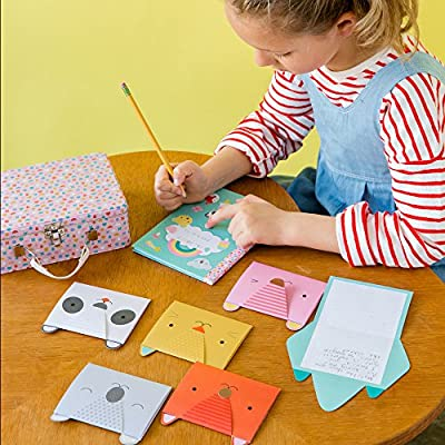 Petit Collage DIY Arts and Craft Kit, Stationery Design : Baby
