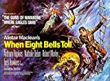 When Eight Bells Toll - 1971 - Movie Poster
