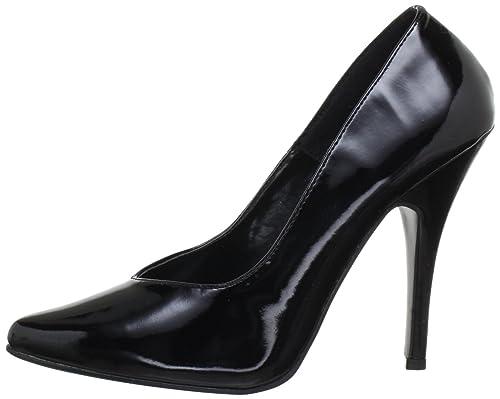 Pleaser EU-SEDUCE-420V - Zapatos de tacón de material sintético mujer: Amazon.es: Zapatos y complementos