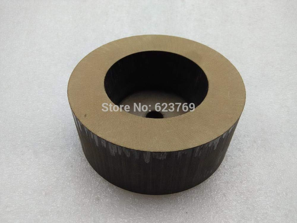 Maslin RZZ Stone Polish Disc Stone Grinding Disc Stone Abrasive Cup Wheel for Glass - (Size: 150x40x12mm)