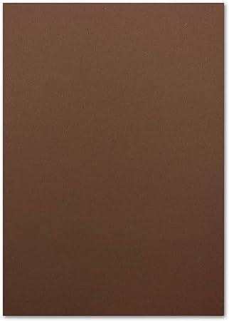 180 g//m/² Schwarz 100/% Recycle-kompostierbar FSC Zertifiziert UPCYCLING Postkarten 100 Naturpapier DIN A6 /Ökopapier mit Lederanteil