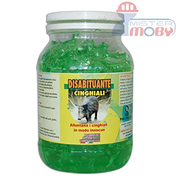 Disuasivo Repelente Ahuyenta Anti Mosquito Cubo Gel Resistente Al Agua 1 Lt Fish & Aquariums Pet Supplies