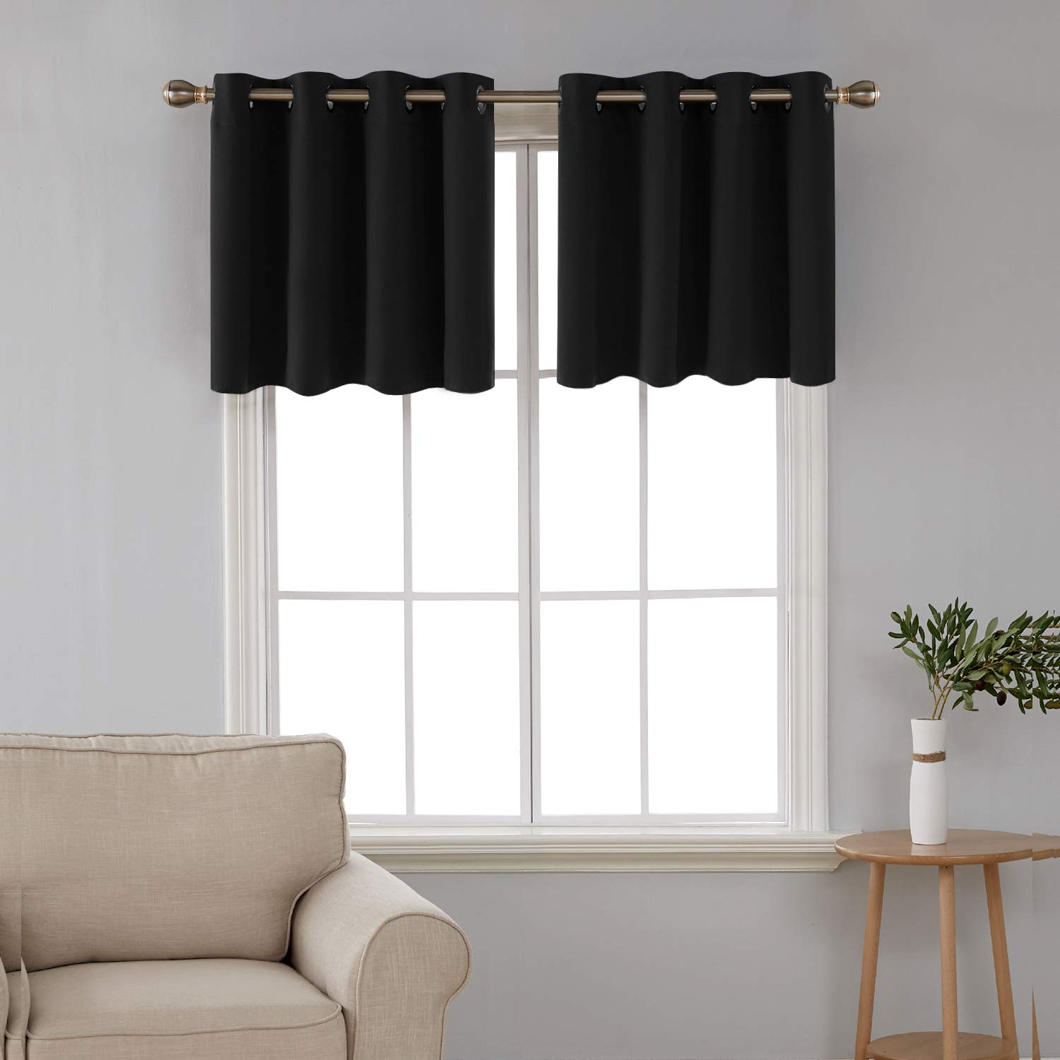 Window Valances Kitchen 2