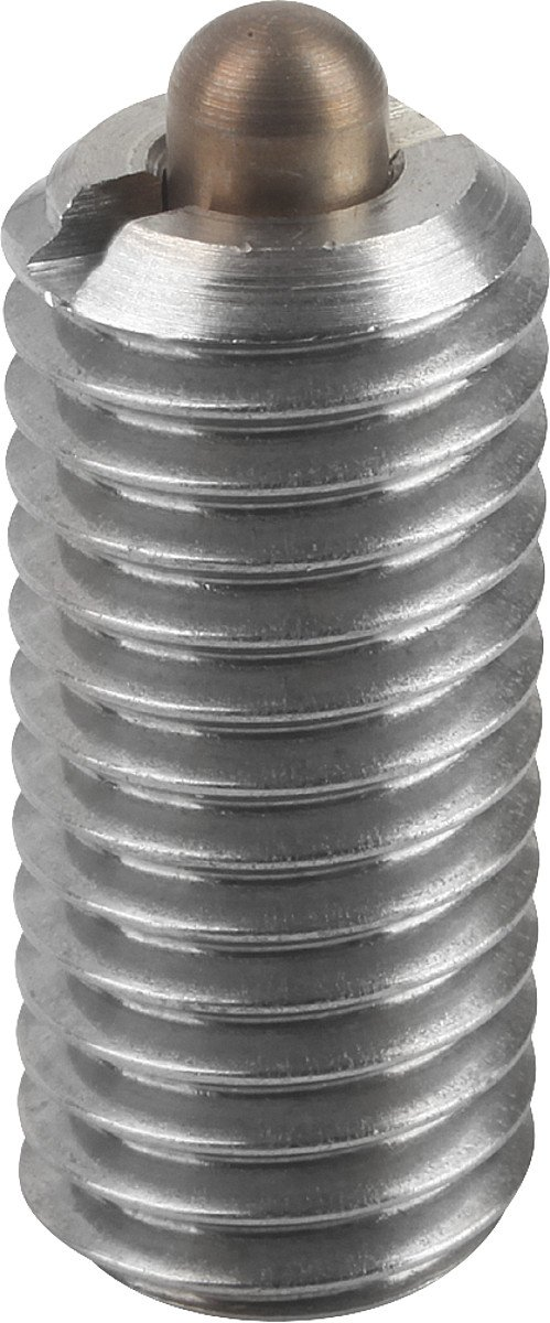 Pack of 1 Tilt Spring Pressure Piece Standard Tension M12/Stainless Steel L = 28/ k0319.12 Pack of 5/ /Complete: Bolt Made from Stainless Steel