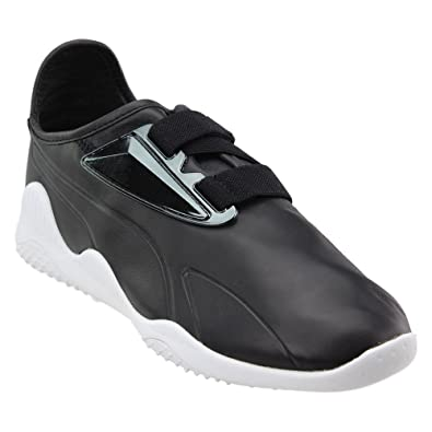 puma mostro perf leather